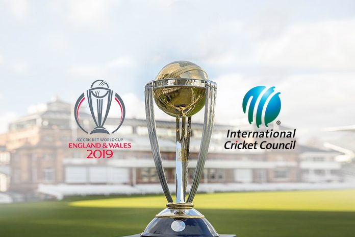 ICC WORLD CUP 20190 Matches Schedule