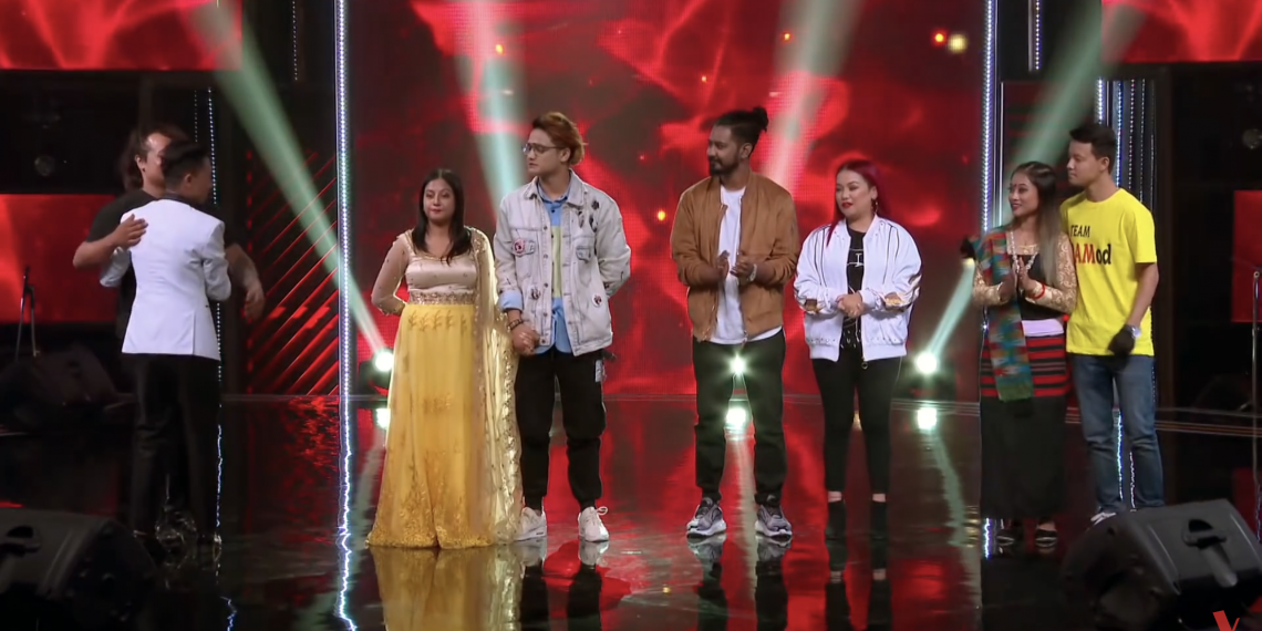 The Voice Of Nepal Season 2 Top 4 Finalist