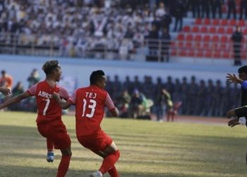 Nepal Beat Bhutan to Win Gold Medal In SAG | Nepal vs Bhutan | SAG