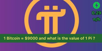 What is the value of 1 Pi coin | 1 Pi coin price