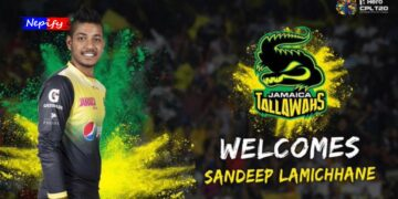 Sandeep Lamichhane :  4th Most Expensive Player In CPL T20 2020 | Sandeep Lamichhane |